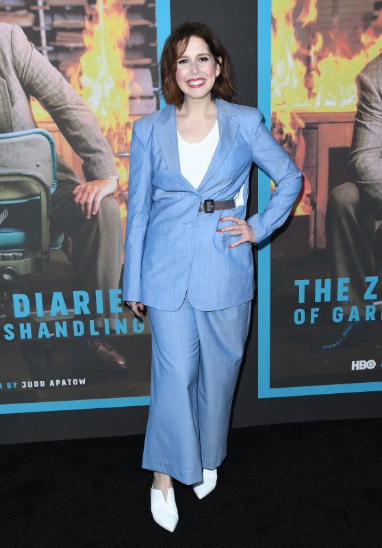 "Vanessa Bayer – ""The Zen Diaries of Garry Shandling"" Screening in LA"