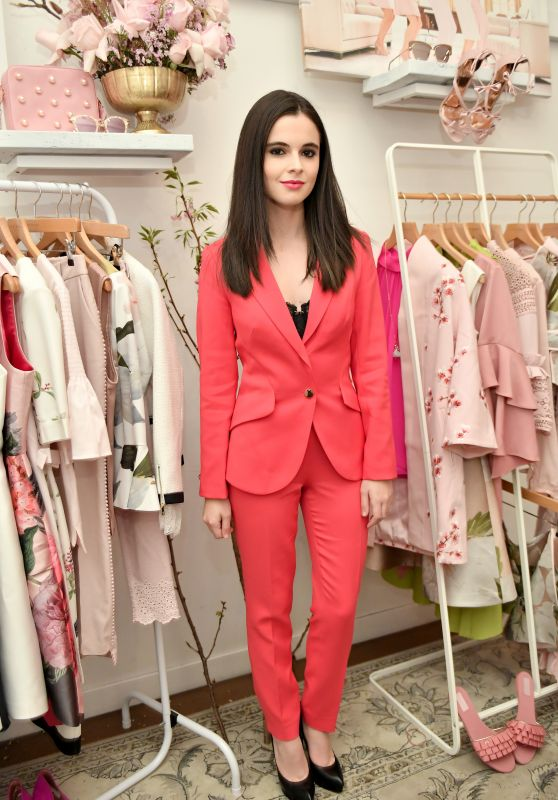 Vanessa Marano - Ted Baker London SS