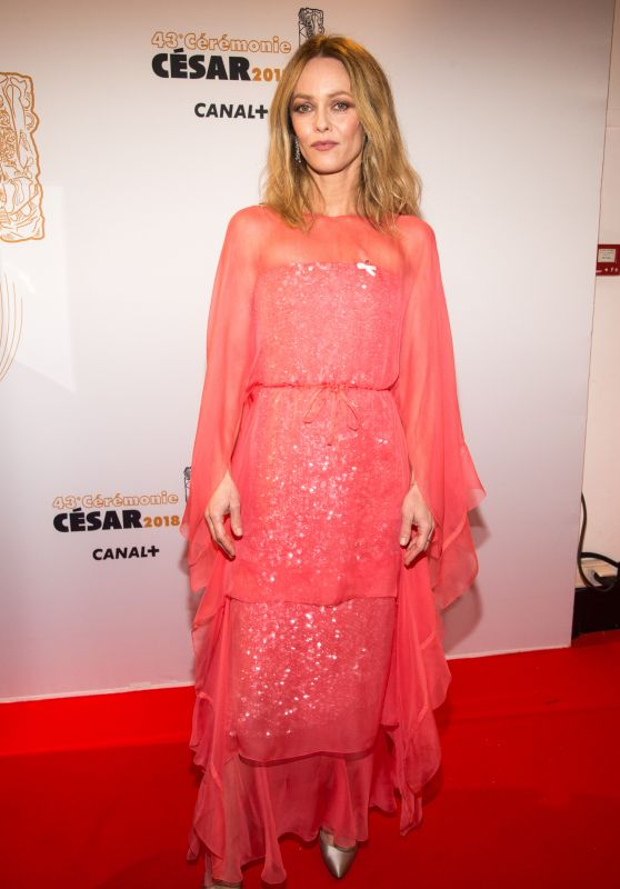 Vanessa Paradis – Cesar Film Awards 2018 in Paris