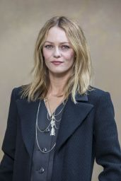 Vanessa Paradis – Chanel Fashion Show FW18 in Paris