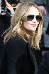 Vanessa Paradis – Chanel Fashion Show FW18 in Paris