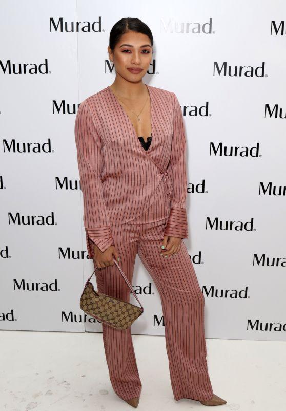 Vanessa White – Murad Skincare Launch Party in London