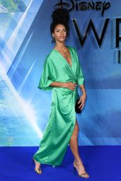 """Vick Hope– """"A Wrinkle In Time"""" Premiere in London"""