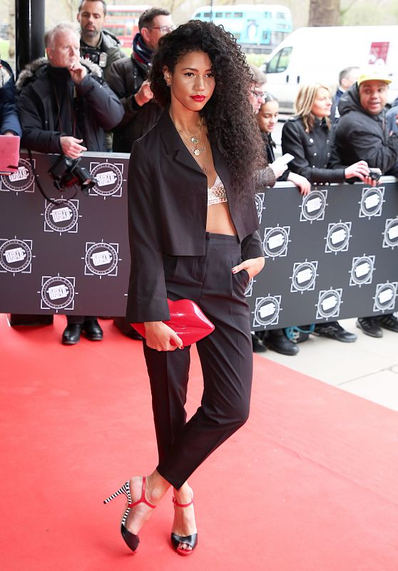 Vick Hope – TRIC Awards 2018