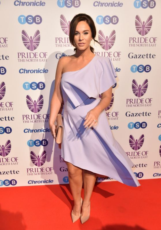 Vicky Pattison – 2018 Pride Of The North East Awards in Newcastle