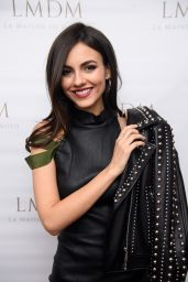Victoria Justice - LMDM Grand Opening Party in NYC