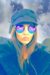 Victoria Justice - Social Media 03/19/2018
