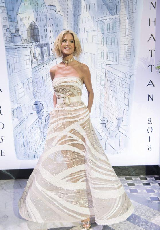Victoria Silvstedt – Rose Ball 2018 in Monaco