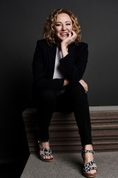 Virginia Madsen - Deadline Studio Portrait at SXSW in Austin 03/09/2018