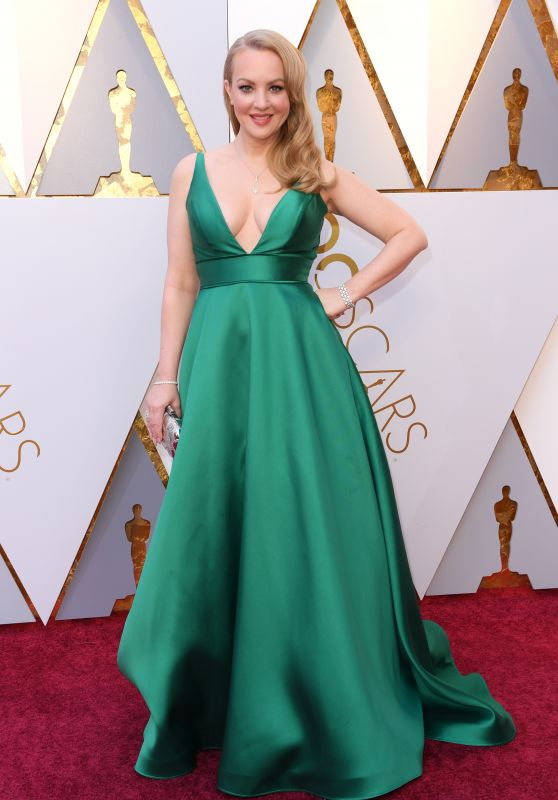 Wendi McLendon-Covey – Oscars 2018 Red Carpet