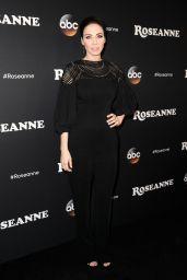 """Whitney Cummings – """"Roseanne"""" TV Show Premiere in LA"""