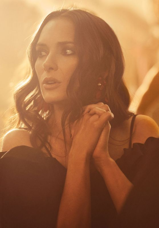 Winona Ryder – H&M Spring Summer 2018 Collection