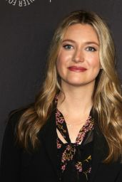 "Zoe Perry - 35th Annual PaleyFest ""The Big Bang Theory"" Presentation in Hollywood"