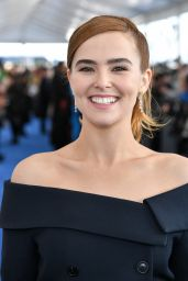Zoey Deutch – 2018 Film Independent Spirit Awards in LA