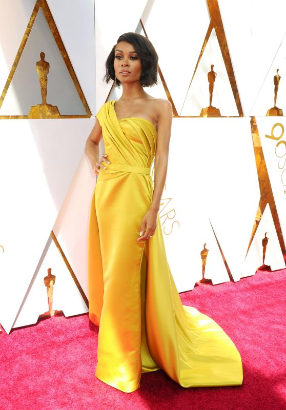 Zuri Hall at the Oscars 2018