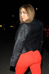 Abigail Clarke at Libertine Night Club in London