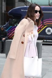 Abigail Spencer - Visits The Today Show in NYC 04/03/2018