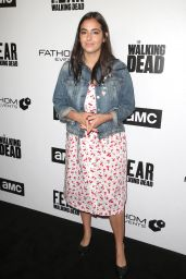 """Alanna Masterson – FYC """"The Walking Dead"""" and """"Fear the Walking Dead"""" in LA"""