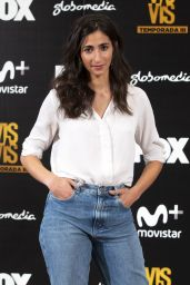 "Alba Flores - ""Vis a Vis"" Photocall in Madrid"