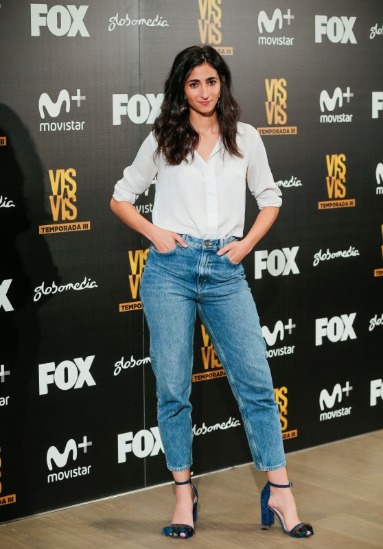"""Alba Flores - """"Vis a Vis"""" Photocall in Madrid"""