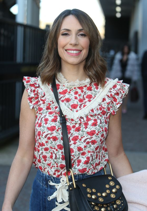 Alex Jones - Outside ITV Studios in London 04/05/2018