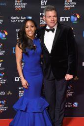 Alex Scott - BT Sport Industry Awards 2018