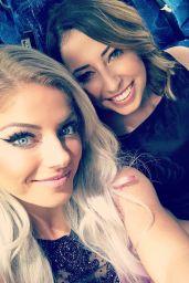 Alexa Bliss - Social Media 04/15/2018