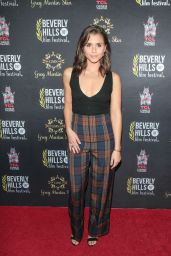 Alexandra Chando – 2018 International Beverly Hills Film Festival Opening Night Gala