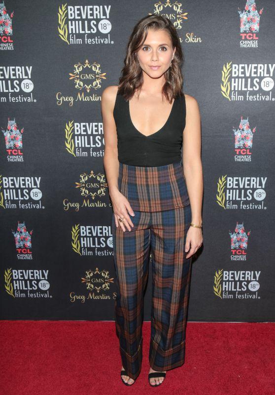 Alexandra Chando – 2018 International Beverly Hills Film Festival Opening Night Gala