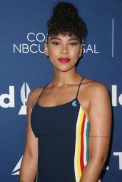 Alexandra Shipp - 2018 GLAAD Media Awards Rising Stars Luncheon in Beverly Hills