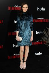 "Alexis Bledel – ""The Handmaid's Tale"" TV Show Premiere in LA"