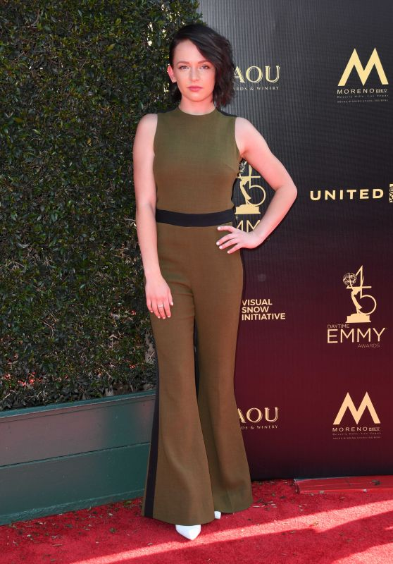 Alexis G. Zall – 2018 Daytime Creative Arts Emmy Awards in LA