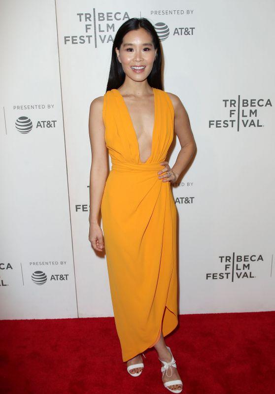 "Alicia Hannah – ""Genius: Picasso"" Screening at 2018 Tribeca Film Festival in NY"