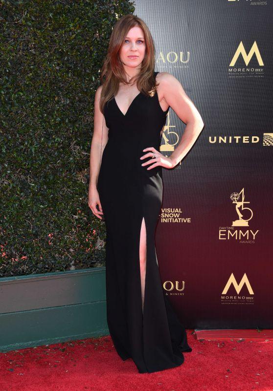Alicia Leigh Willis – 2018 Daytime Creative Arts Emmy Awards in LA