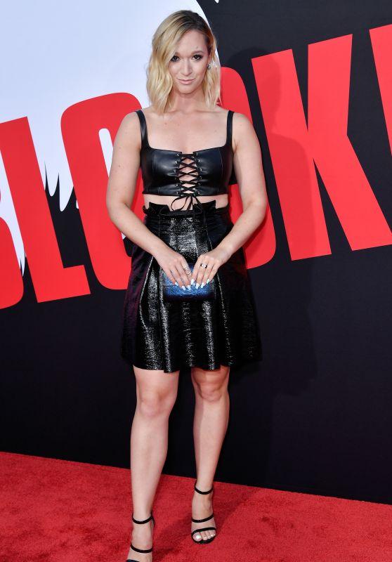 "Alisha Marie – ""Blockers"" Premiere in Westwood"
