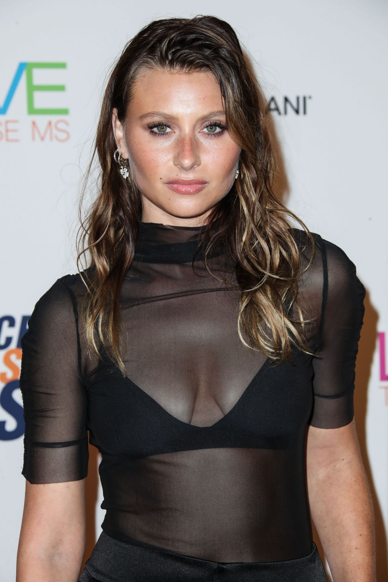 Aly Michalka – 2018 Race To Erase MS Gala in Beverly Hills