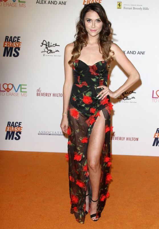 Alyson Stoner – 2018 Race To Erase MS Gala in Beverly Hills