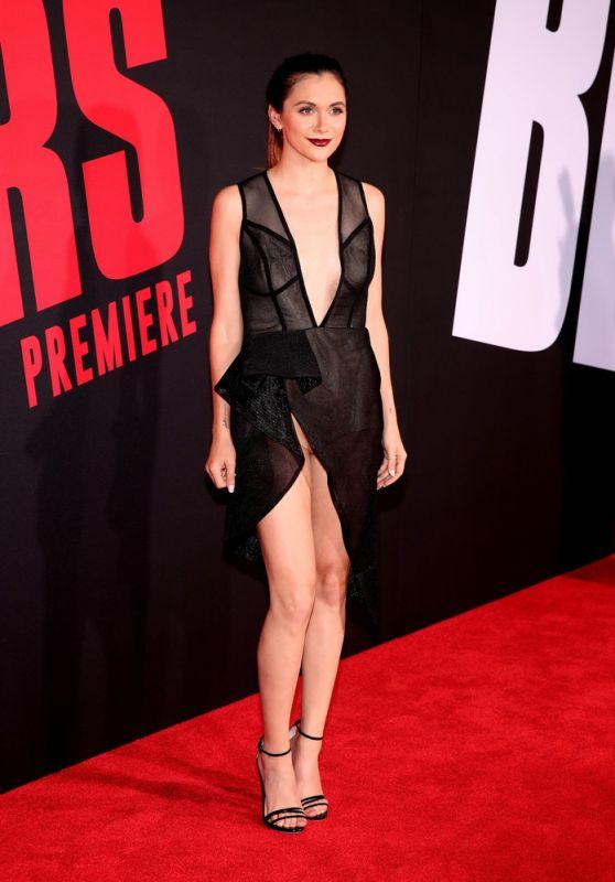 "Alyson Stoner – ""Blockers"" Premiere in Westwood"