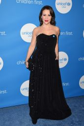 Alyssa Milano – 7th Biennial UNICEF Ball in Beverly Hills