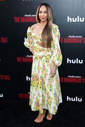 "Amanda Brugel – ""The Handmaid's Tale"" TV Show Premiere in LA"