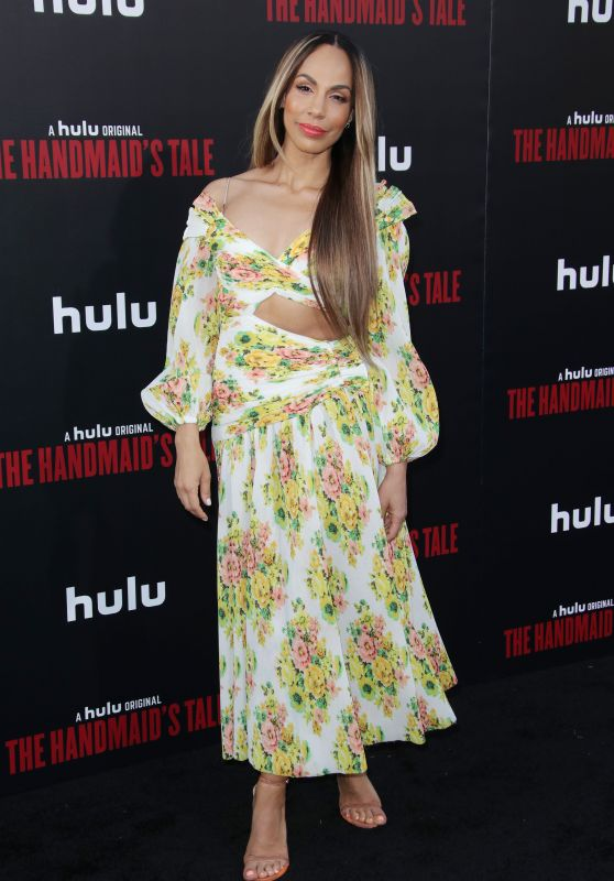 "Amanda Brugel – ""The Handmaid's Tale"" TV Show Premiere in LA"
