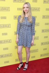 "Amanda Seyfried - ""Belleville"" Opening Night in Pasadena"