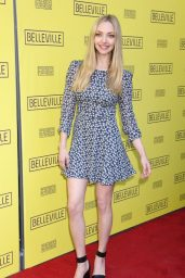 "Amanda Seyfried - ""Belleville""  Opening Night in Pasadena"