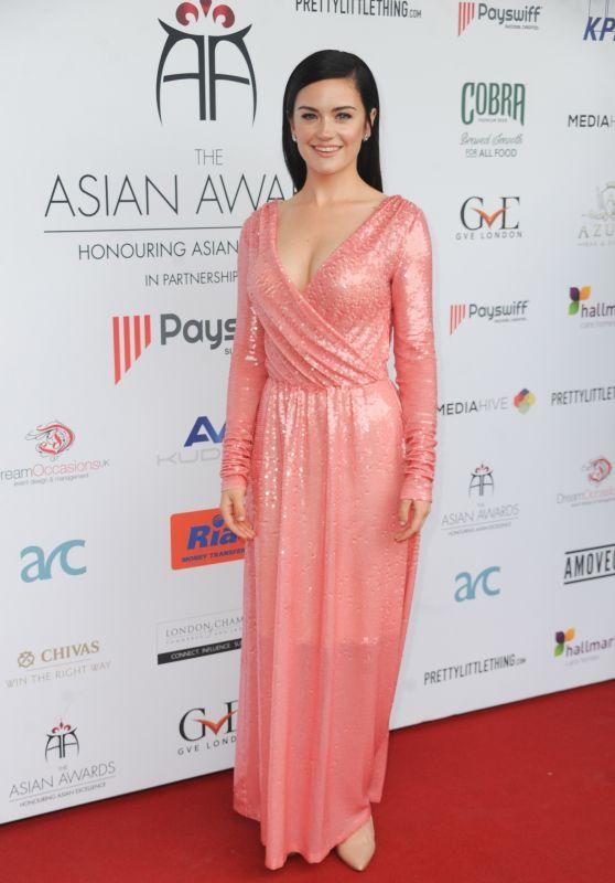 Amy Bailey – 2018 Asian Awards in London