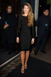 Amy Willerton – James Ingham Jog-On To Cancer Charity Event in London
