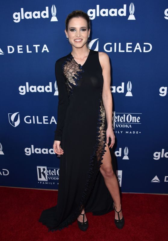 Ana Férnandez – 2018 GLAAD Media Awards in LA
