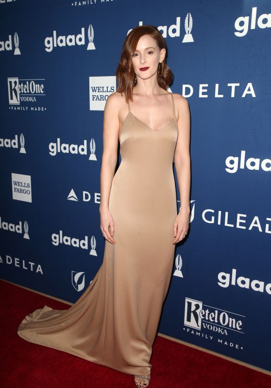 Ana Polvorosa – 2018 GLAAD Media Awards in LA