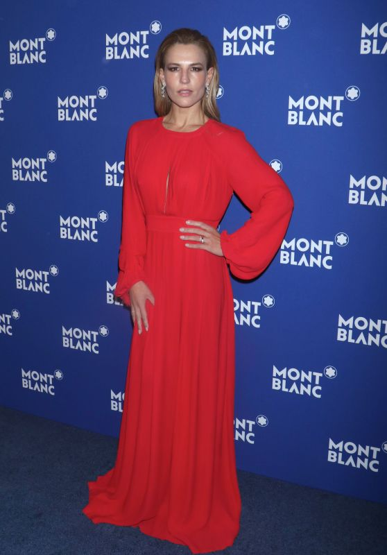 Ana Rita Clara - MontBlanc Celebrates Le Petit in New York