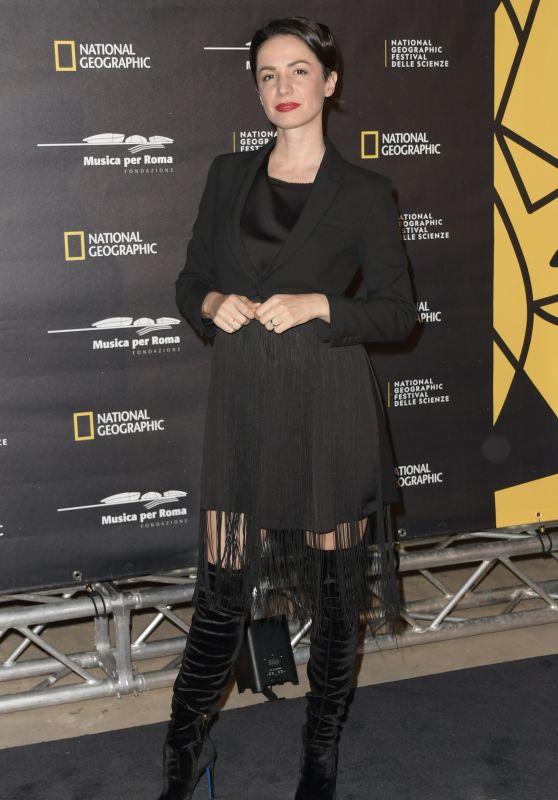"""Andrea Delogu – """"Genius Picasso"""" TV Series Premiere in Rome"""