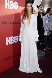 "Angela Sarafyan – ""Westworld"" Season 2 Premiere in LA"